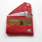cyclists wallet cycling wallet bicycle wallet minimalist wallet