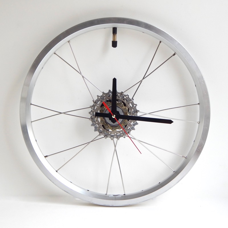 Brompton bike wheel clock brompton gift