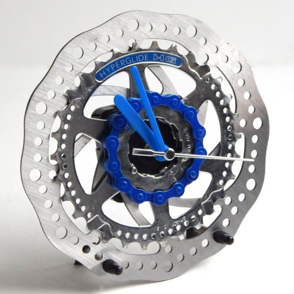bike bicycle cycling clock gift