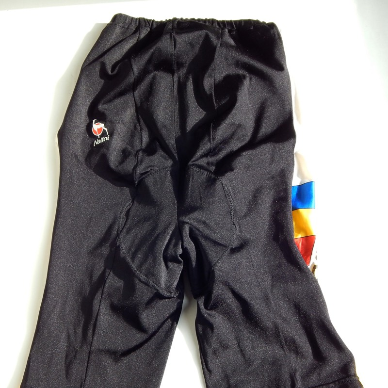 vintage raleigh u cycling shorts size large