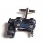 bikie chain cufflinks at ReCycle & Bicycle