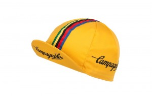 Campagnolo Yellow Cap