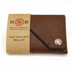 Cyclists Wallet Chestnut Brown