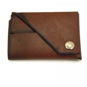 The Cyclists Wallet Chestnut Brown