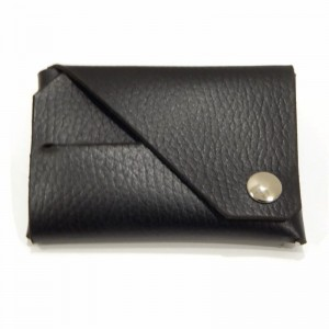 The cyclists Wallet Black