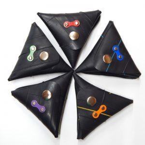 inner tube coin purse case