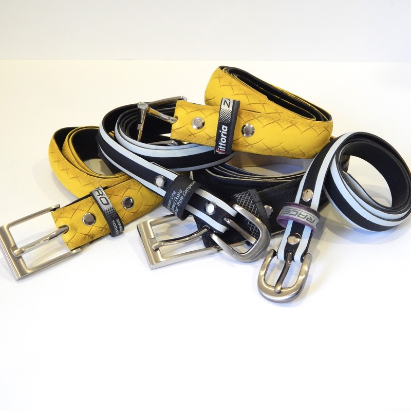 Bicycle Tire Belt Recycle And Bicycle