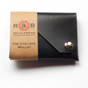 Recycle And Bicycle Wallet