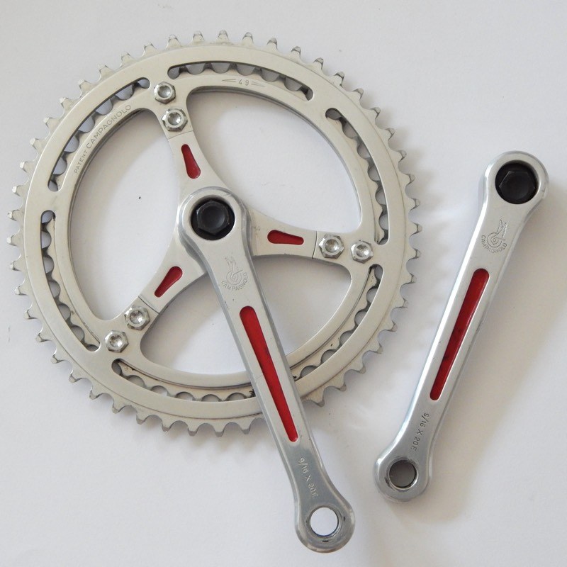 1975 Campagnolo GS Chainset 150