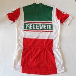 NOS Descente 7 Eleven Cycling