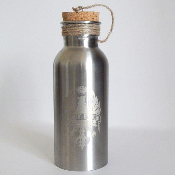 eroica Vintage style Bianchi bidon water bottle