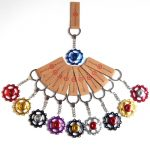 bicycle jockey wheel keyrings