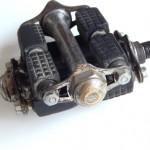 Vinatge bicycle parts at ReCycle & BiCycle