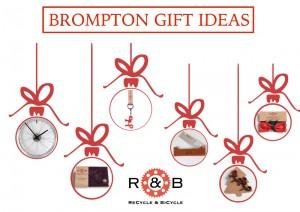 Brompton christmas gifts