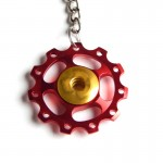 Bike Jockey wheel keyring