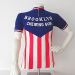 Vintage cycling jersey at recycle and bicycle