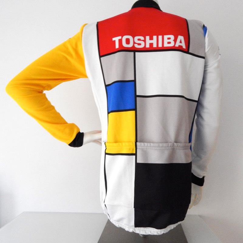 Look toshiba la vie claire jersey - ReCycle   BiCycle 8dd9ea6e7