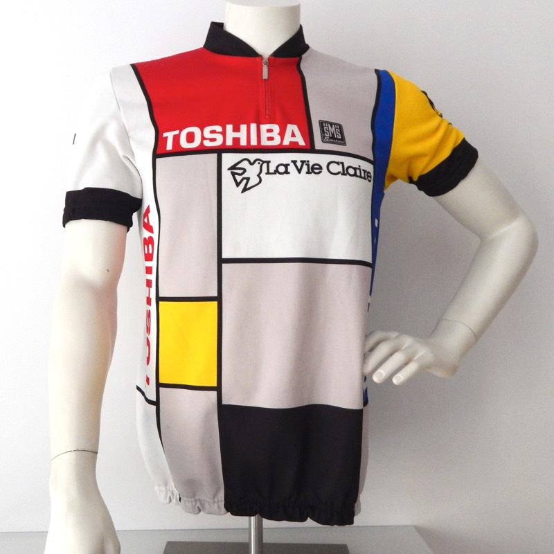 Unforgettable Classic Designs Retro Cycling Jerseys Source · Vintage La vie  claire jersey ReCycle   BiCycle 4c92fae09