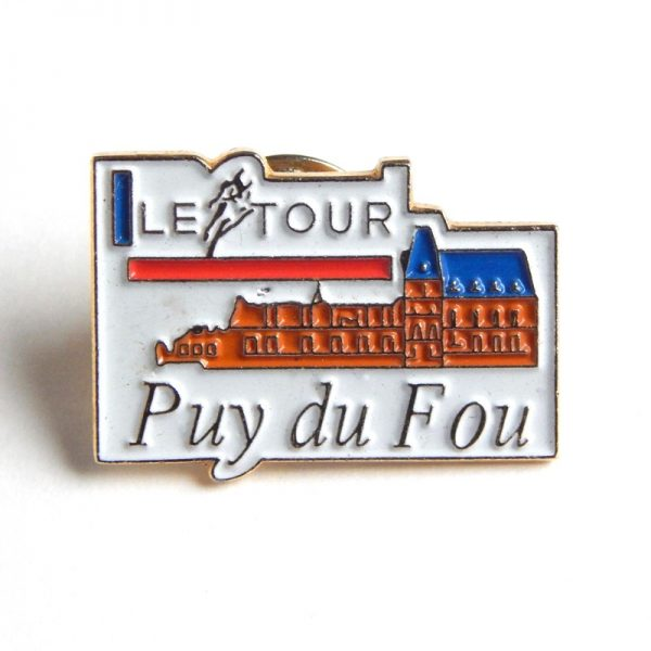 Le Tour de france badge