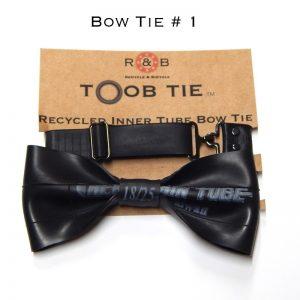 Inner tube bow tie 1