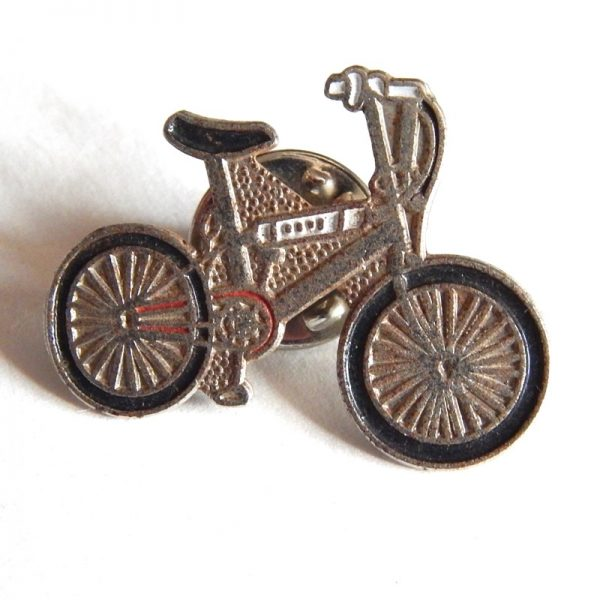 retro bmx badge
