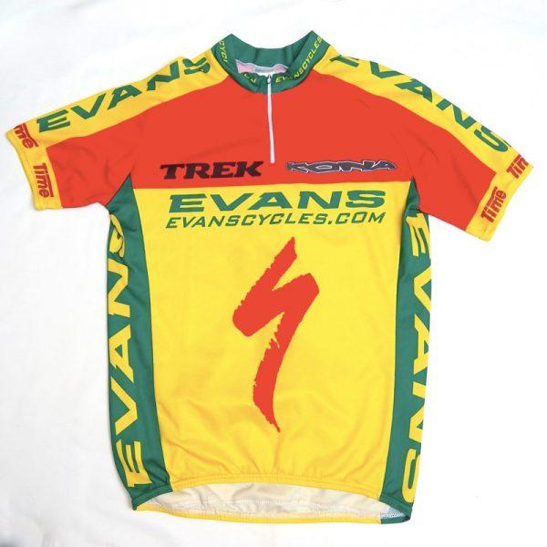 specialized trek kona jersey