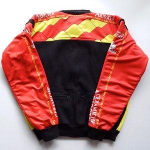 Ceramiche Ariostea vintage cycling jacket