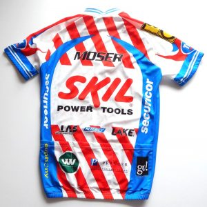 skil moser cycling jersey