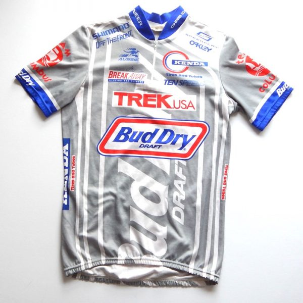 trek usa cycling jersey