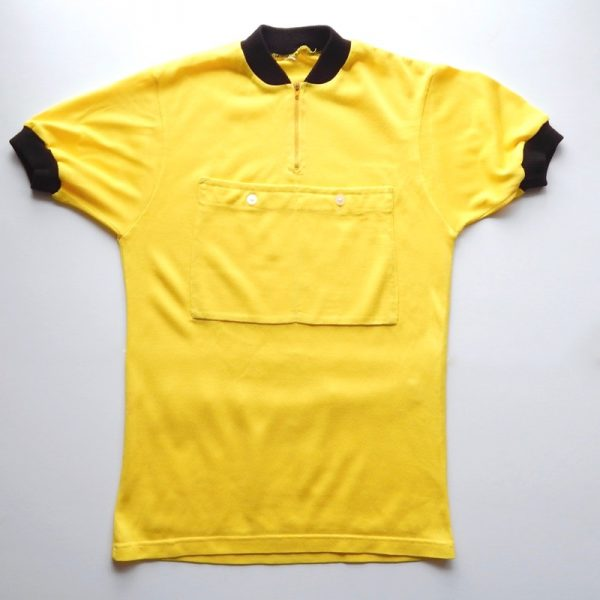 Vintage cycle jerseys
