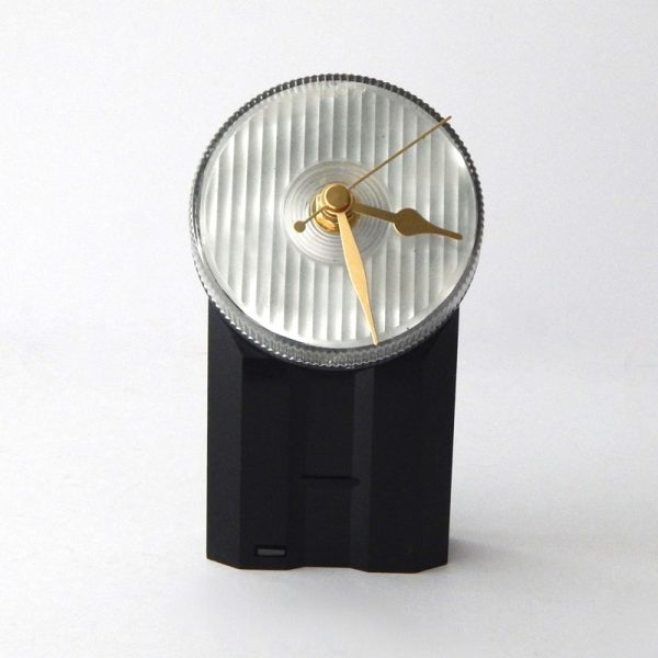 Recycled Ever Ready Bicycle Light Desk Clock
