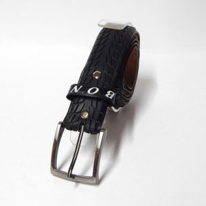 recycled bicycle tyre belt