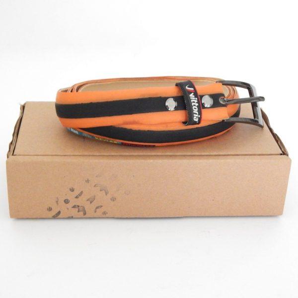 orange vittoria tyre belt
