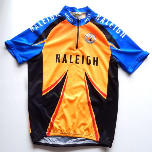 raleigh special products jersey