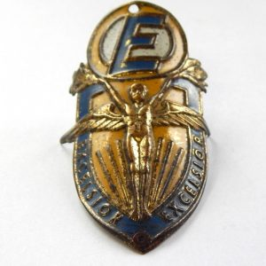 excelsior head badge
