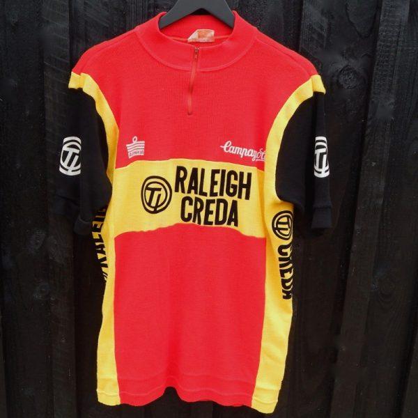 raleigh creda jersey