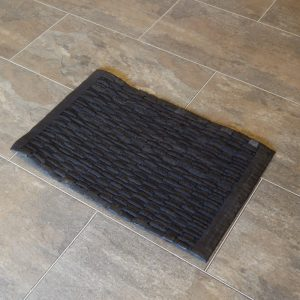 recycled tyre door mat
