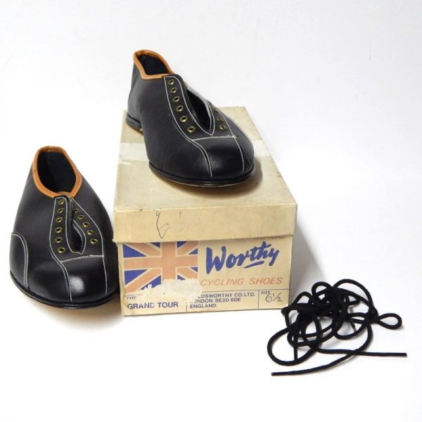 1930's cycling shoes