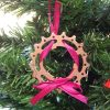 bicycle parts christmas decorations