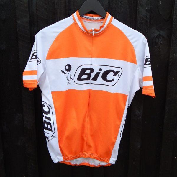 bic cycling jersey