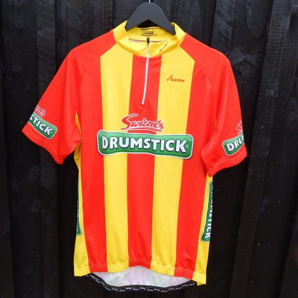 swizzles drumstick cycling jersey