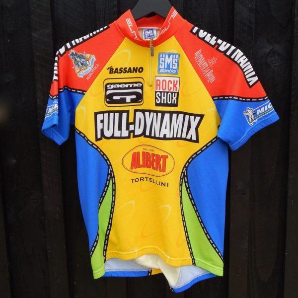 vintage & retro cycling jerseys