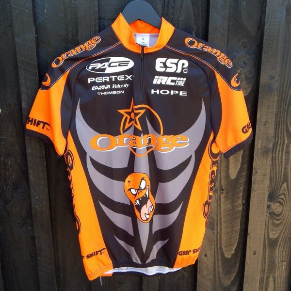 Vintage and retro cycling jerseys