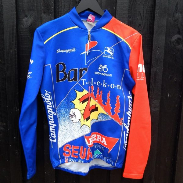 retro and vintage cycling jerseys